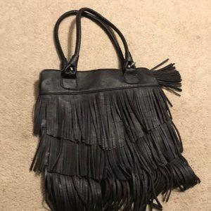 Handbags - Black fashionable purse